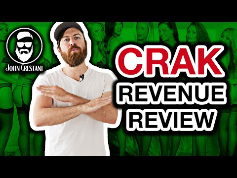 Make $80 Per Day With Crak Revenue (Adult Affiliate Network)