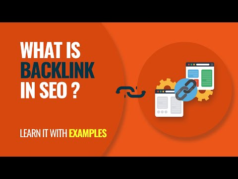What is a backlink in SEO? Why Backlinks are important in SEO? Pi-MSquare Academy